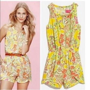 Lilly Pulitzer for Target Happy Place Romper